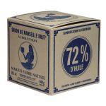 Marseillské mýdlo olivové 400 g (v krabičce) - Marius Fabre