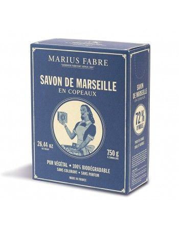 Mýdlové marseillské vločky 750 g - Marius Fabre