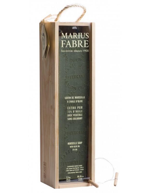 Marseillské mýdlo olivové 2,5 kg Marius Fabre