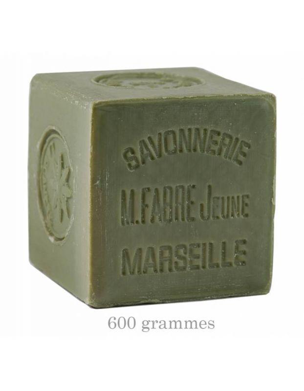Marseillské mýdlo olivové 600 g - Marius Fabre - bez obalu
