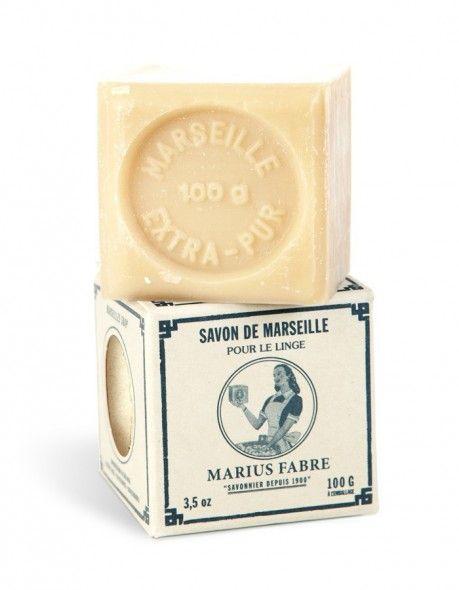 Marseillské mýdlo palmové 100 g (v krabičce) - Marius Fabre