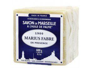 Marseillské mýdlo palmové 600 g - Marius Fabre