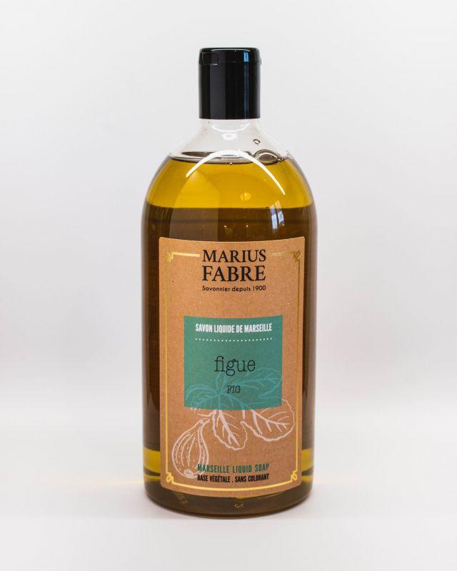 Marseillské tekuté mýdlo fík1 litr Marius Fabre