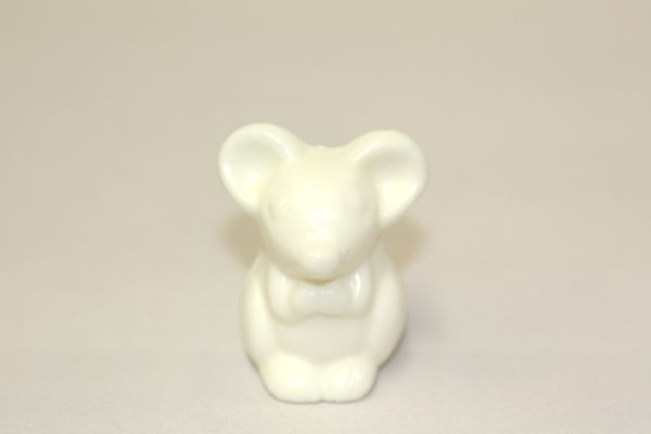 Mýdlo bílá myška (pro děti) - Bulles de savon
