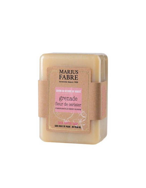Mýdlo granátové jablko 250 g - Marius Fabre