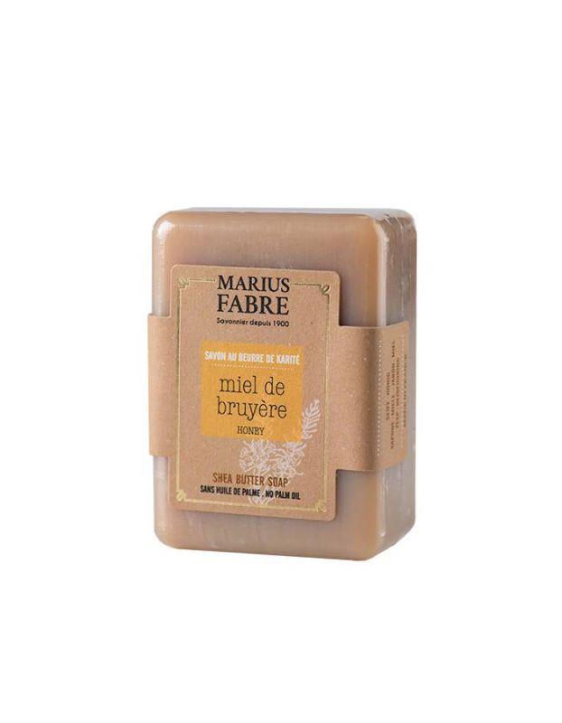 Mýdlo med 250 g - Marius Fabre