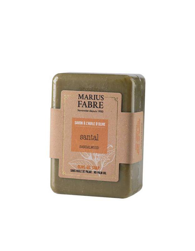 Mýdlo santalové dřevo 250 g - Marius Fabre