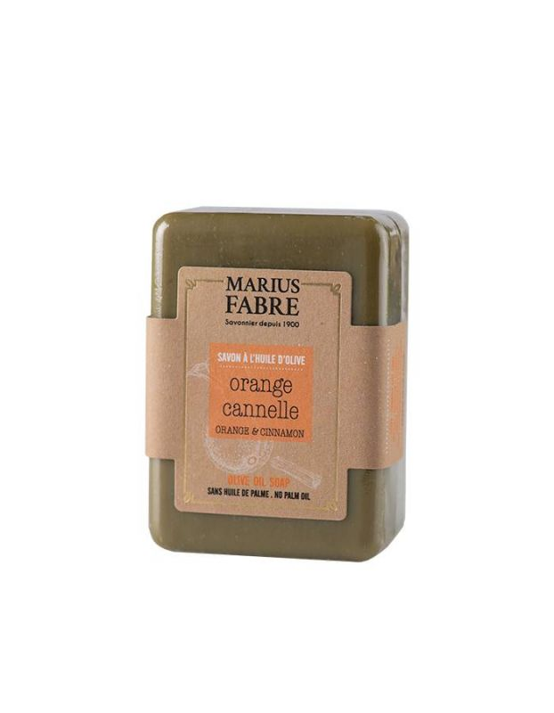 Mýdlo skořice a pomeranč 250 g - Marius Fabre